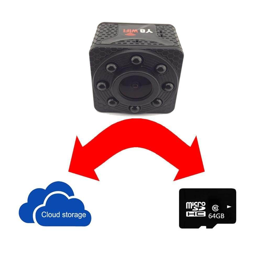 Mini camara de video WIFI mini DVR vigilancia espia HD Q7 MD81 DV P2P android IP wifi md81 của nhãn hiệu mini dv md80 dvr video máy ảnh
