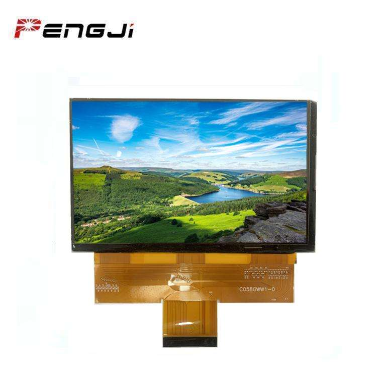 5.8 inch 1920*1080 tft lcd display met achtergrondverlichting 400 nits screen panel (PJ5801G02-57H60P400)