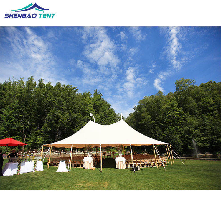 Waterproof High peak wedding tent marquee party tent for sale