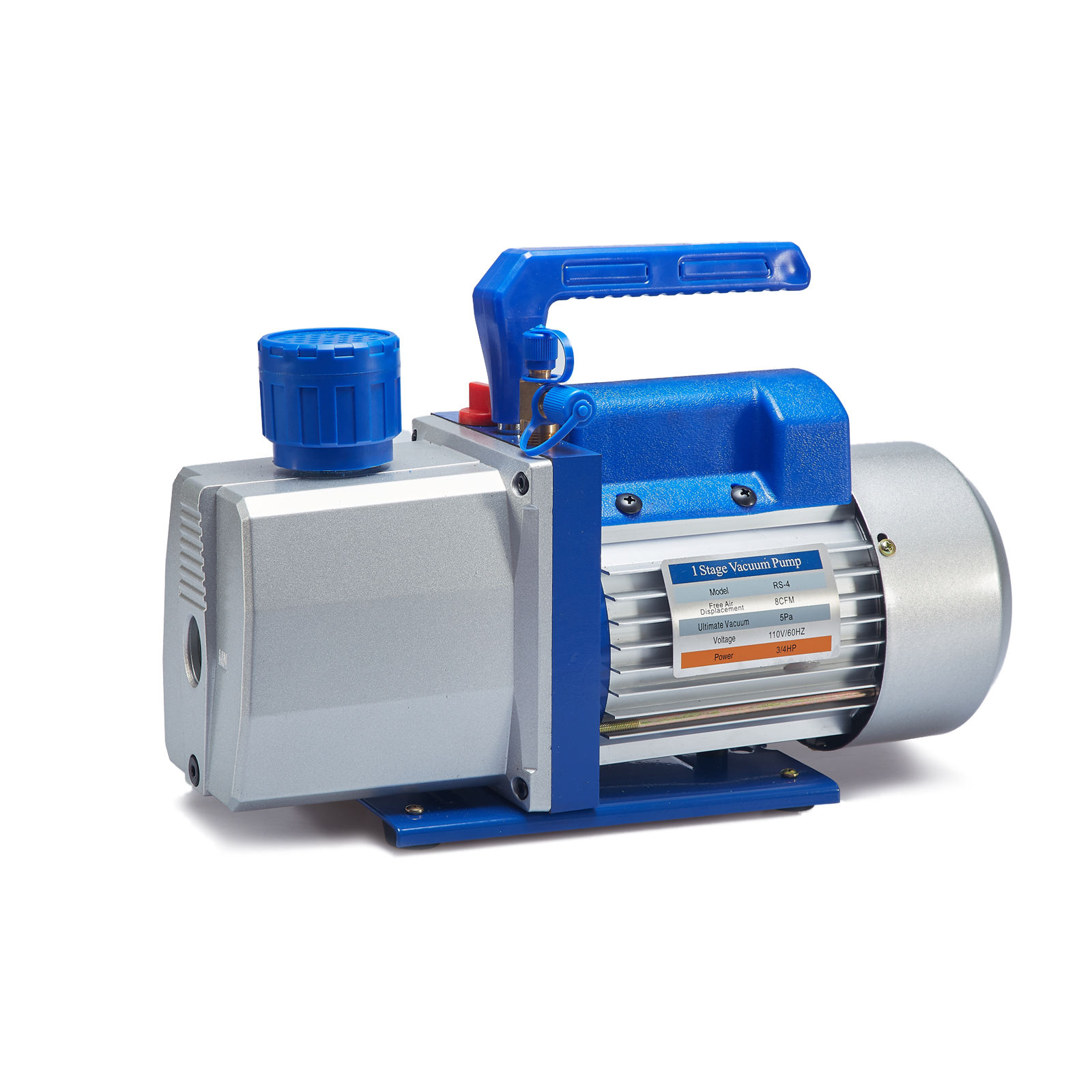 RS-6 one stage 6L/12CFM/5pa/ AC nash vacuum pump for whole sale