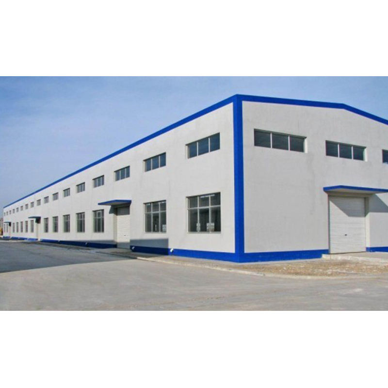 Metal Building Chinese Prefabricated Steel Structure Warehouse