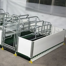Hot selling farrowing crates for pig with good price