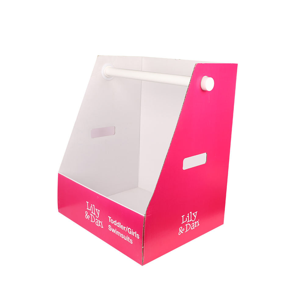 custom design print paper display box carton box corrugated box