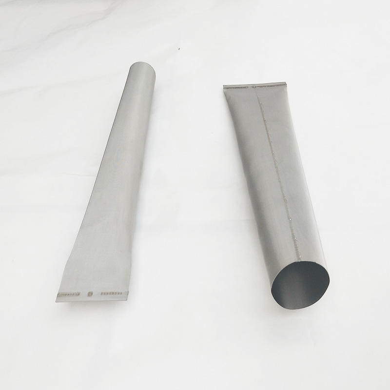 Stainless steel cylindrical wire mesh filters mash tubes filters