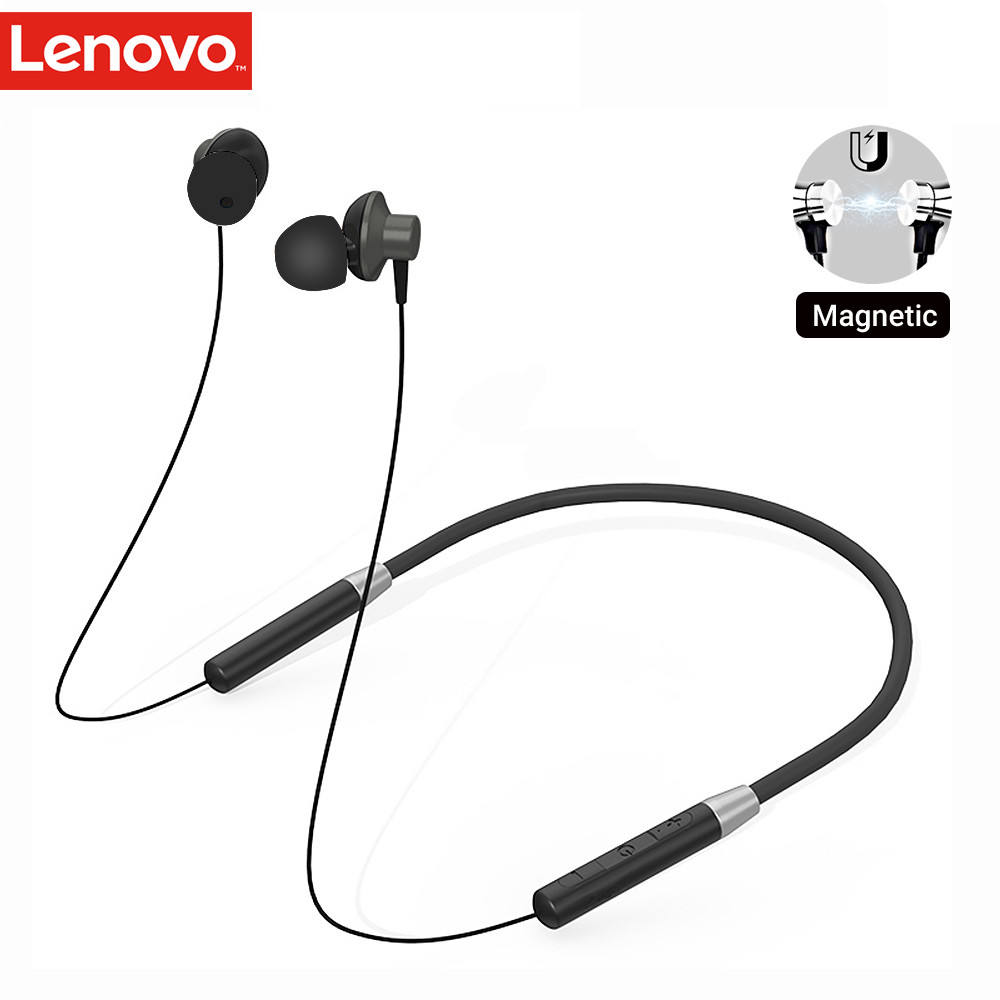 Original Brand Lenovo Bluetooth 5.0 Sport Headset HEO5 Lenovo Bluetooth Earphone