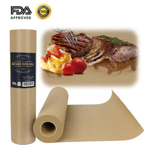 Unionpromo Custom Food Grade butcher Paper Barbecue paper Kraft Paper Roll