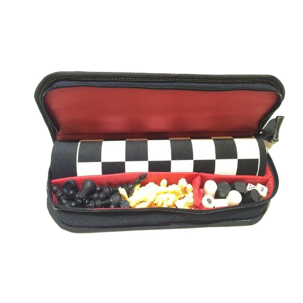 Carry Bag for Chess/Checker/Backgammon Game