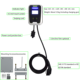 OEM and ODM New Ev Energy Electric Car Charger Station 32amp 7kw for Sale