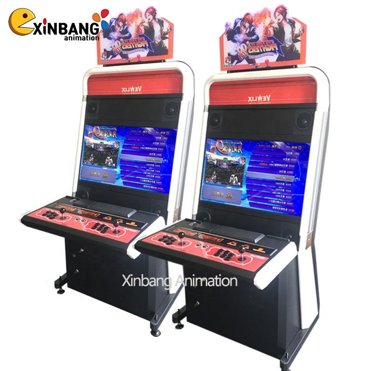 Production 32 inch Coin operated games taito vewlix l cabinet game machine 3000 in 1arcade machine cabinet pandoras box arcade