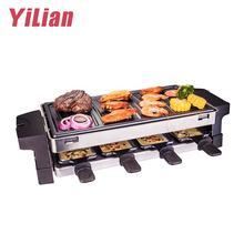 Japanese automatic pancake machine indoor barbecue grill electric griddle kebab machine