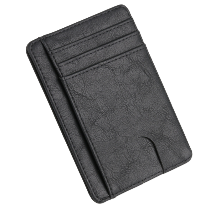 Antimagnetic Anti-Wear Protective Case Multi-Functional Wallet Credit Card Holder