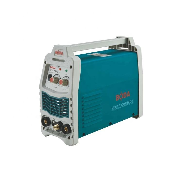 Boda ws-200s manual metal other arc welders 220v portable electric argon arc welding machine