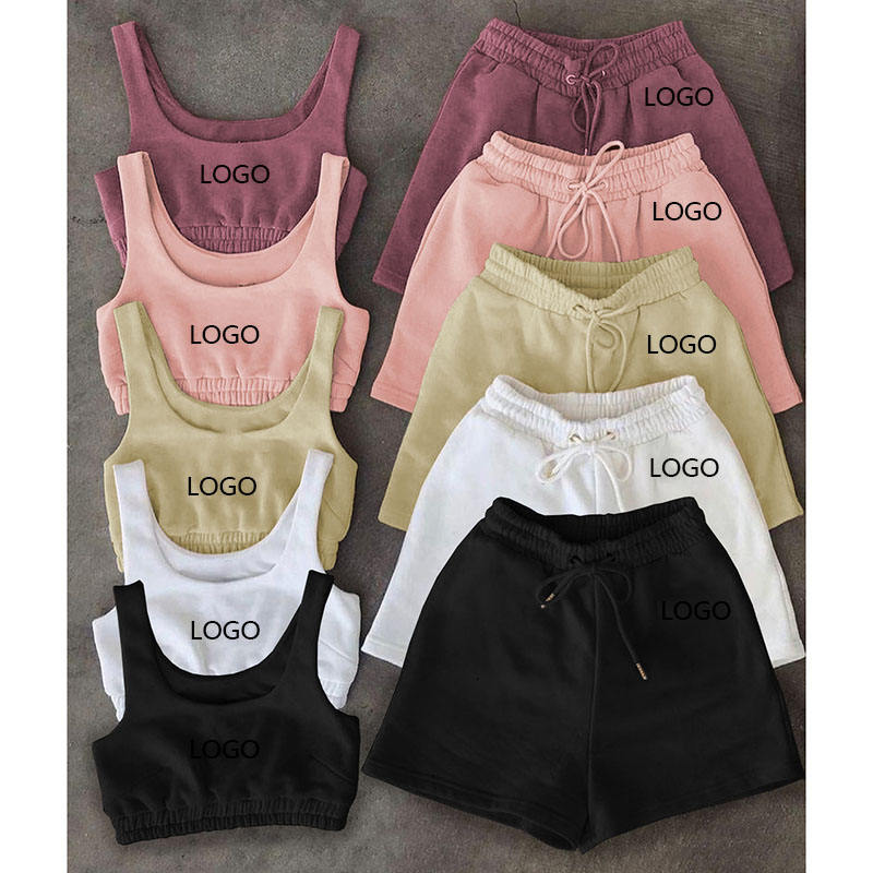 Womens Joggers 2 Piece Crop Top Two Piece Pants SetためWomen Fall Two Pieces Jogger Tracksuit Set Women Sweatsuit Set