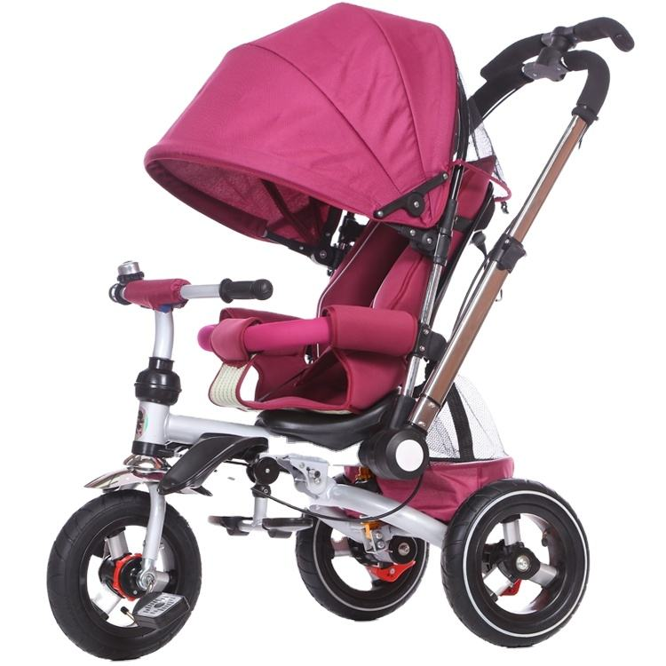 4 in 1 Baby <span class=keywords><strong>Lexus</strong></span> Dreirad, neue modell Baby kinderwagen 360 grad sitz rotation