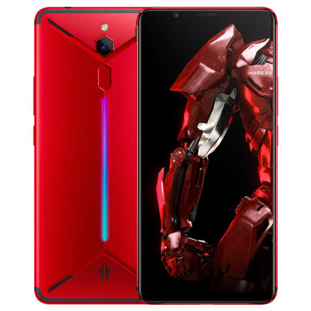 "low price ZTE Nubia Red Magic Mars Mobile Phone Snapdrogon 845 Android 9.0 6.0"" 2160X1080 8GB Ram 128GB Rom 16.0MP game phone"