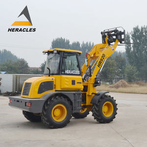 Zl China Small Mini Wheel Loader With Rear Pto With Price