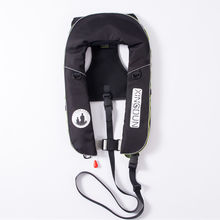 100N Marine CE certificate air inflatable life jacket portable automatic co2 lifesaving Vest