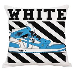 Sneaker Pillow Case Soft Pillow Cases for Size 17.7