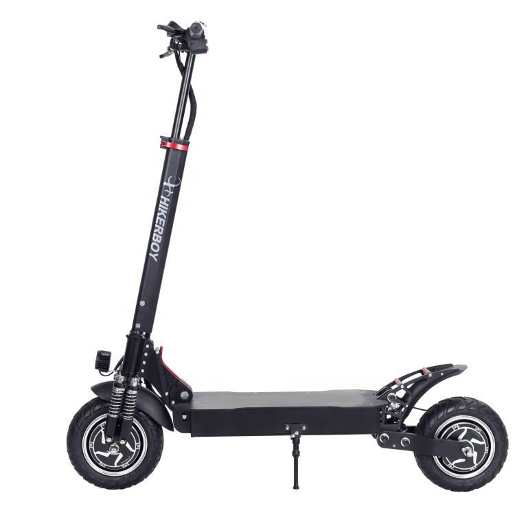 Strudy e-scooters Speed Up Electric Scooter Long Range Motorcycle 48V Seat Option for Adult