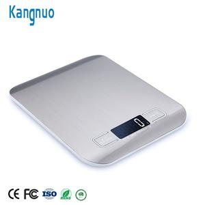 High Quality Multifunction 5Kg 11Lb Stainless Steel Electronic Digital Food Weighing Kitchen Scale