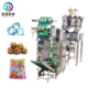 40g 80g Automatic snacks food packing machine,fish crackers/chips bagging