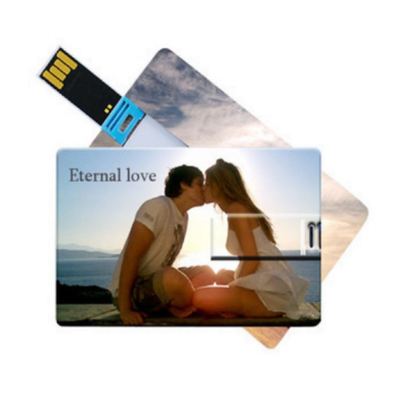 OEM Custom Business Credit Card USB2.0 Promotional Bulk USB Flash Drive Pendrive U Memory Stick Disk