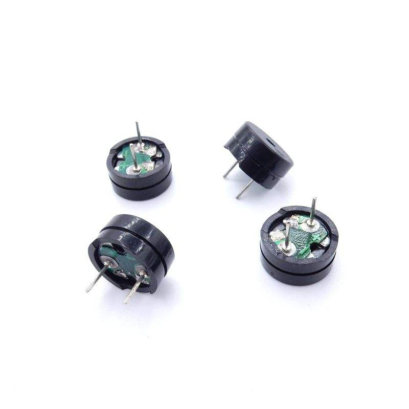 80dB 12*6.5 Magnetic Buzzer 1.5V 3V 5V 12V Passive Buzzer YMD-12065-G 16 Europe Diameter 12MM * Height 6.5MM