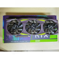 RTX 3090 24GB XLR8 Gaming Epic-X RGB Triple Fan Graphics