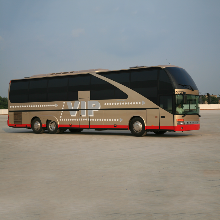 Prices Ankai Bus RHD 70 Seater Luxury Tour Bus for Sale