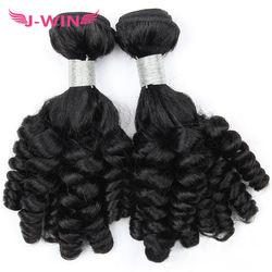 Wholesale Raw Virgin Human Hair Extensions Double Drawn Fumi Human Hair Bundles