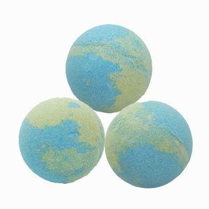 BEYOU 60g Wholesale Custom Vegan CBD Bath Bombs Natural Organic Floating CBD Bulk Bath Bomb 60mg