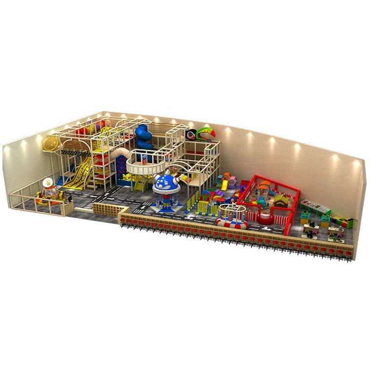 Competitive Price Funny Safety Children Indoor Playground Equipment Prices