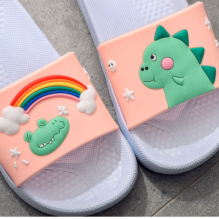 Amazon Hot Sell Summer Slippers Shoes Child Slipper Sandals Beach Flip Flop