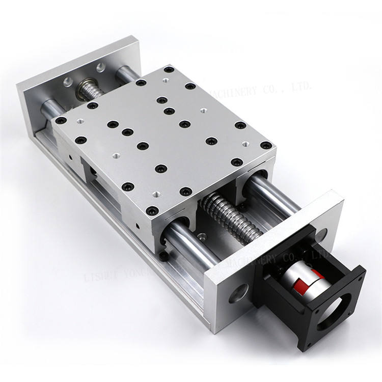 High Precision Motorized XYZ Axis Linear Stage Actuator for CNC Machine