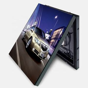 advertising display with great price double sided tv screen led wall panels