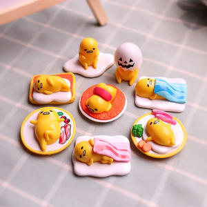 Collectible Figure with First Box Gudetama Blind Box Toys Figures