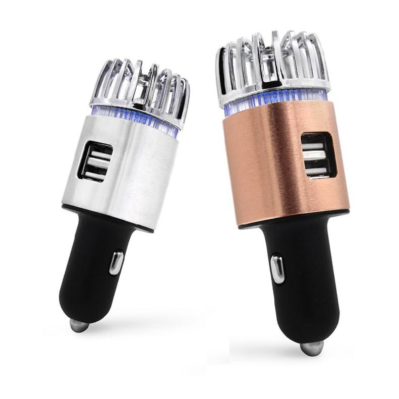 2-In-1 USB Car Charger Car Air Purifier JO-6291 Latest Innovative Hot Products Top 20 To Import From China