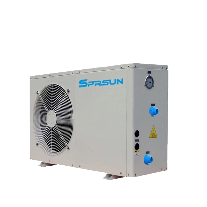 8kw Factory directly sale air to water pool heatpumps spa heater swimming pool heat pump