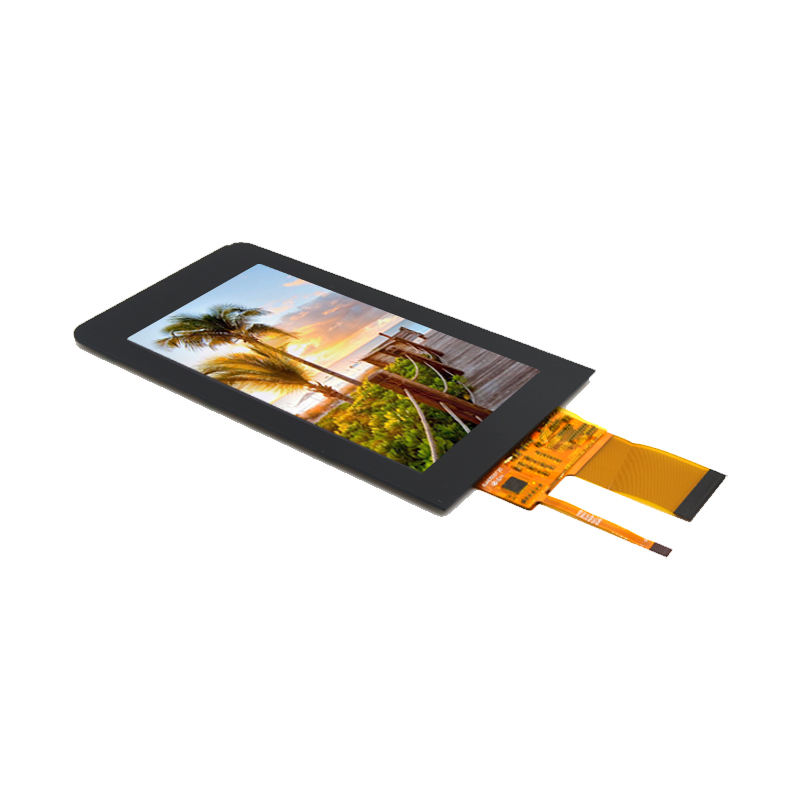 480x854 IPS TFT Kapazitiven Touchscreen 5 Inch LCD Panel Mit 45 Pin FPC