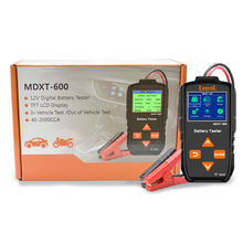 MDXT-600 for 12v AGM Digital auto battery tester