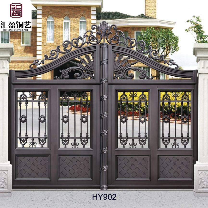 unique exterior house gate designs