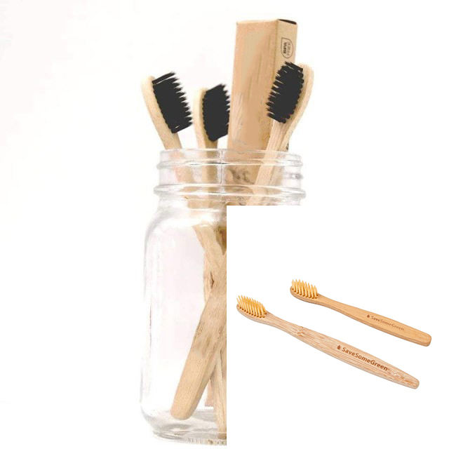 Home care products biodegradable Eco-friendly Bamboo toothbrush Vietnam