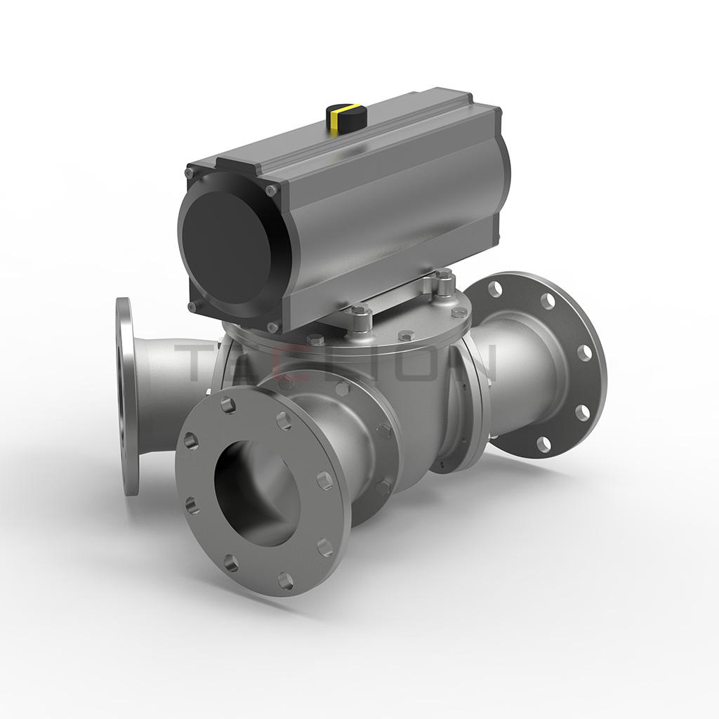 Ball Type Diverter Valve