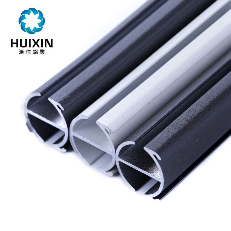 Alloy Aluminum Curtain Rail Flexible Track for Window Decor Accessaries