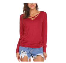 New Style Women Oversize Knitted Pullover Tops Long Sleeve Casual Sweatshirts Sweater Jumper Shirt