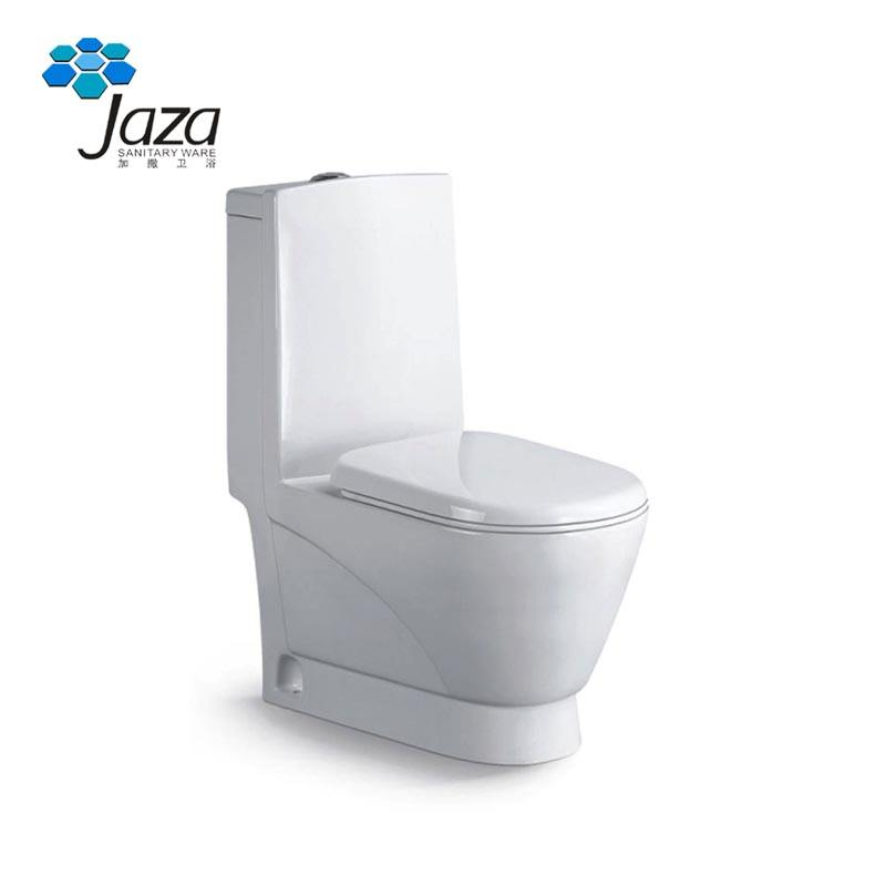A-P1706 Hot selling gravity ceramic sanitary ware toilet wc, one piece toilet