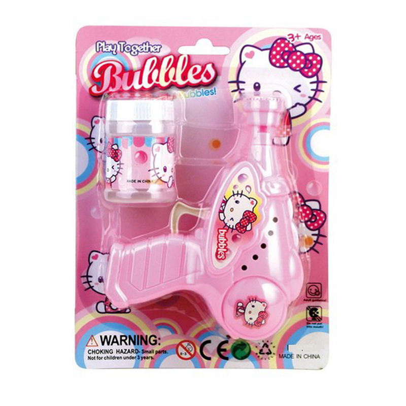 B/o Knipperende Bubble Gun Speelgoed Wrijving Hubble-bubble <span class=keywords><strong>Pistool</strong></span> Met Licht