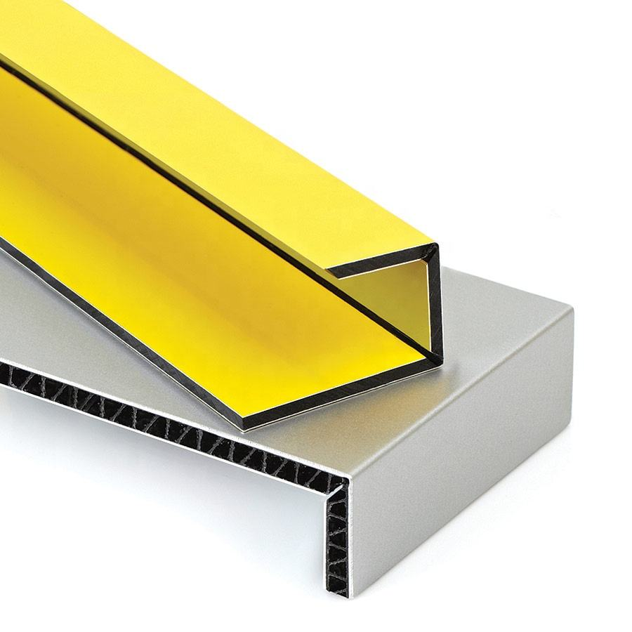 Rectangular Aluminium Composite Panels, For Exterior, Thickness: Up To 10 Mm