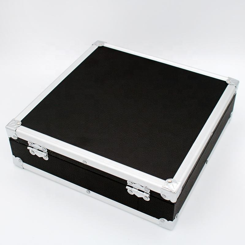 factory price Aluminum Billiard Ball Box America Pool Ball Case
