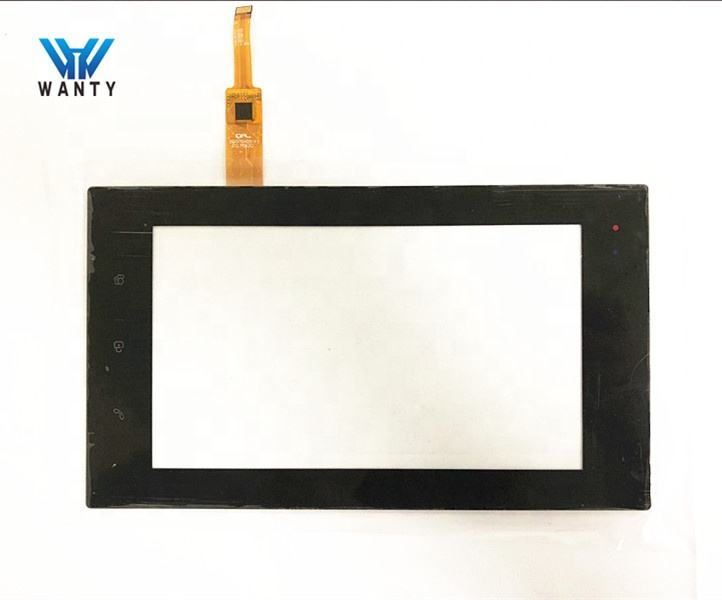 18.5 Inch Industriële Touch Screen Monitor Capacitieve Touchscreen Voor Industriële Controle